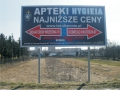 tablica billboard hygieia